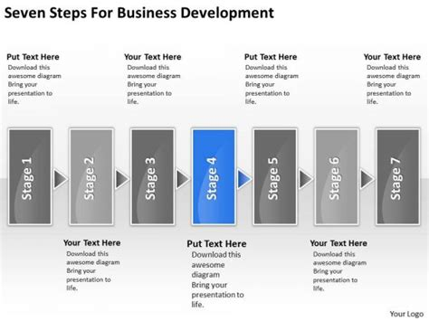 Business Development Proposal Templates by Business Development Proposal Template One Piece