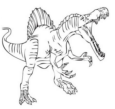 Indominus Kleurplaat by Jurassic World Indominus Rex Coloring Pages Sketch