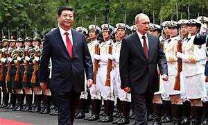 Putin looks to improve China relations amid rising ...