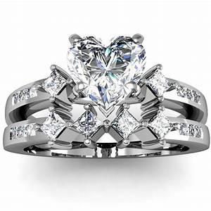 his and hers wedding rings wedding plan ideas With diamond solitaire wedding ring sets
