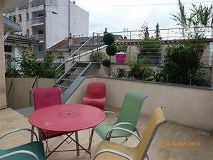 Toiture Terrasse Accessible : cr ation de toiture terrasse accessible bordeaux ~ Dode.kayakingforconservation.com Idées de Décoration