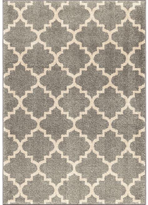 large grey rug orian rugs geometric trellis tunnis gray area large rug
