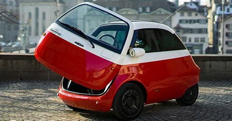 Compact Electric Cars by Compact Electric Car Can Be Charged At Any Conventional
