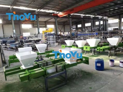 tunisian clients reordered pallet block machines