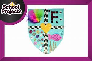 How to Make a Coat of Arms - Hobbycraft Blog