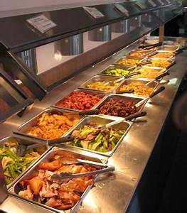 Points Plus Living: How to handle Buffet-style meals