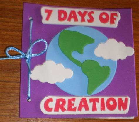 17 best ideas about 7 days of creation on 826 | 54eff2e890987b73b6bf7da58b074997