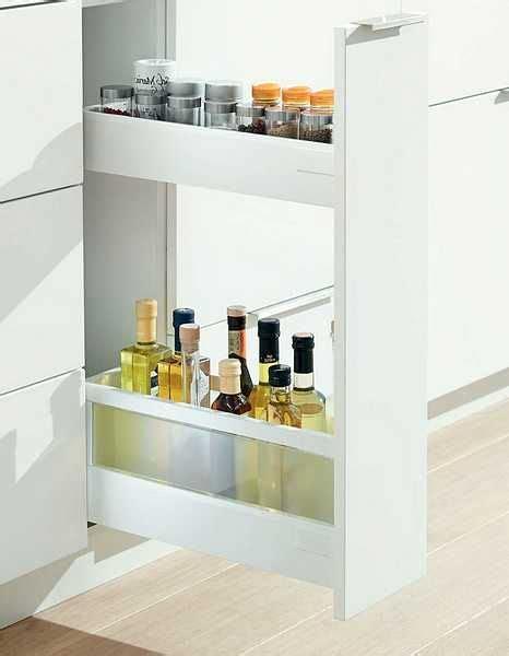ways   arrange skinny kitchen cabinet skinny