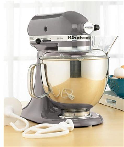 Kitchenaid Mixer Rebate Macys by Macy S Cuts Price On Kitchenaid Artisan 5 Quart Stand