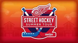 Another Successful Detroit Red Wings Street Hockey Summer ...