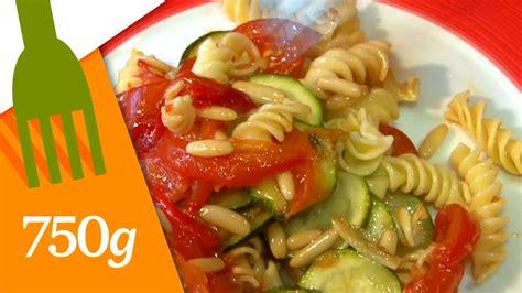 salade de pates italienne recette recette salade de p 226 te 224 l italienne 750 grammes