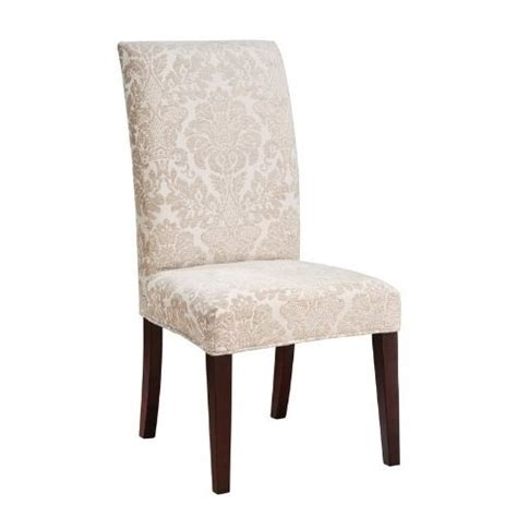 Parson Chair Slipcover Bed Bath Beyond by Set Of 2 Parson Dining Chairs Fleur De Lis