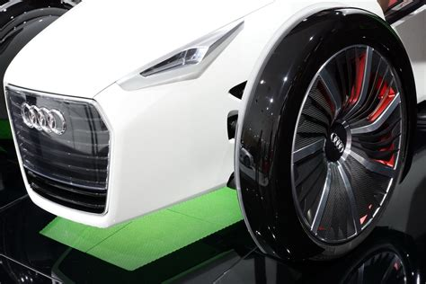 Future Tires May Be Tall And Narrow  Photo Gallery