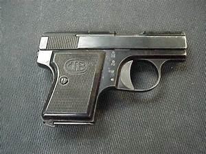 Bernardelli 6 35  25 Acp  Bernardelli Pocket Pistol  25