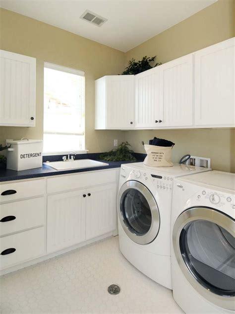 beautiful  efficient laundry room designs hgtv