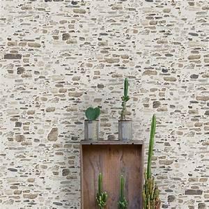 Papier Peint Pierre De Parement : papier peint mur de pierres ~ Preciouscoupons.com Idées de Décoration