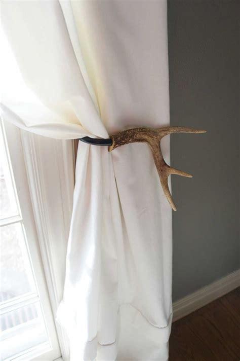 deer antler curtain rod bracket 1000 images about crafts diy on diy bed frame