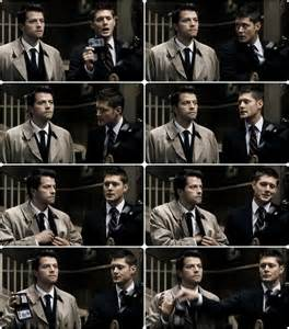 Dean and Castiel Fan Art