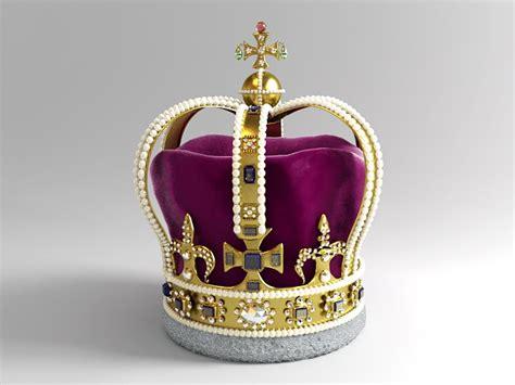 royal crown  model ds max files