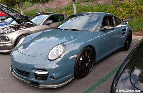 Grey Blue Car Paint Colors
