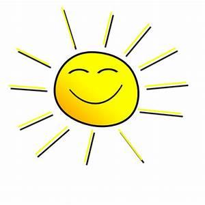 Free Sunshine Clipart Pictures - Clipartix