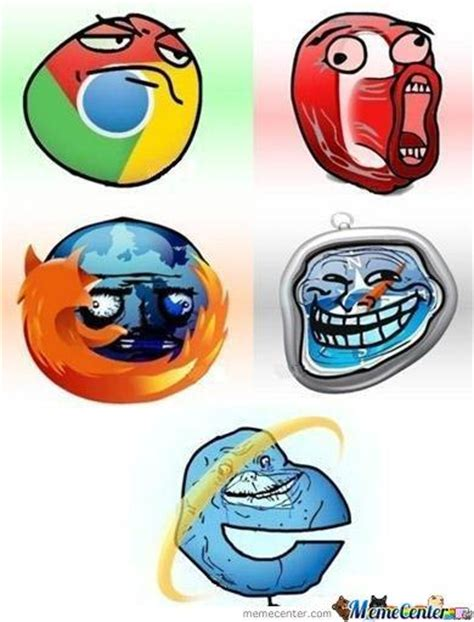 Internet Browsers Meme - image 344840 internet explorer know your meme