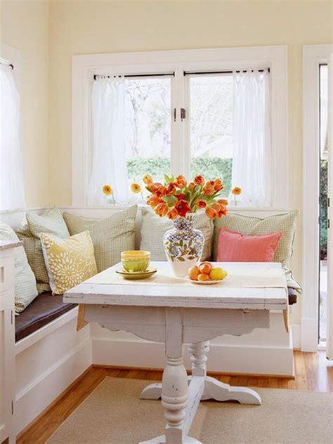 Cozy And Intimate Breakfast Nook Designs