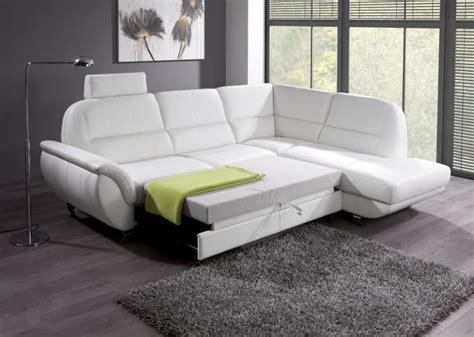 canapé confortable et design canapé convertible design avec coffre de rangement