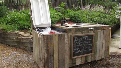 Turn An Old Fridge Into An Awesome Partyfriendly Cooler