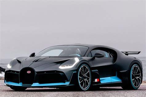 Nuevo Bugatti Divo ¿el Coche Más Caro Del Mundo? Autocasión