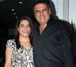 Boman Irani family photos | Celebrity family wiki