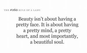 inner beauty co... Inner Beauty Confidence Quotes