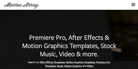 Descargar Pack Template Premiere Pro Motion Arrai Gratis plantillas after effects gratis para descargar iphone