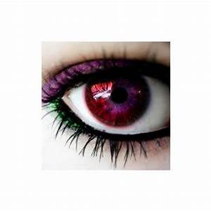 Dark Red Colored Contacts | My Style | Pinterest | Colored ...