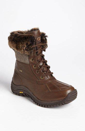 ugg s adirondack tweed boots black ugg womens adirondack tweed boots black