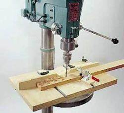 Fine Woodworking Table Saw Taper Jig - DIY Woodworking