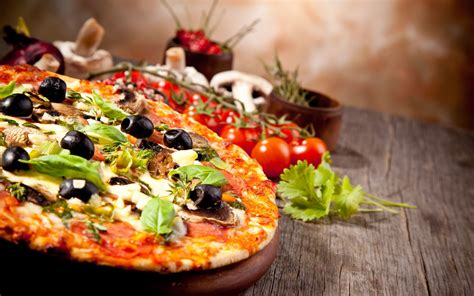 cuisine pizza pizza wallpaper hd 200 1920 x 1200 wallpaperlayer com