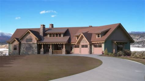 Small Luxury House Plans Luxury House Plans One Story
