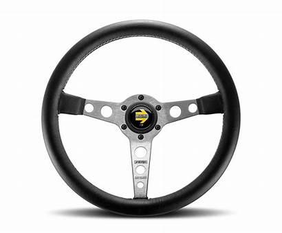 Momo Prototipo Steering Wheel Street Brushed 350mm
