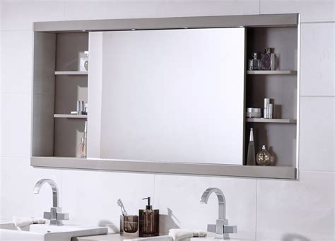 The Best Of Sweet Ideas Mirrored Bathroom Storage 25 Diy