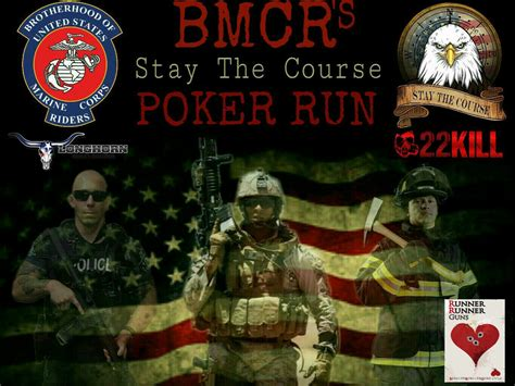 Bmcr's Stay The Course Poker Run 2017  Sept 16th