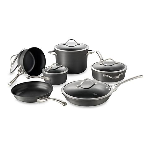 cookware calphalon nonstick contemporary giveaway piece pan stick non sets pc pot safe bedbathandbeyond stainless steel target oven heavy kitchen