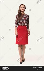 European Fashion Model Summer Image & Photo   Bigstock