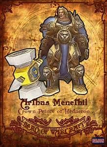 Arthas Menethil by Hilson-O on DeviantArt