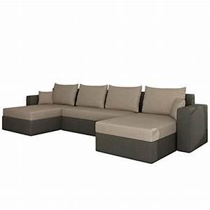 U Couch Mit Schlaffunktion : ecksofa sofa couchgarnitur couch rumba wohnlandschaft mit schlaffunktion und bettkasten ~ Bigdaddyawards.com Haus und Dekorationen