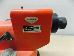 Lietz Sokkisha C3e Automatic Level D10347  U2013 Tzsupplies Com