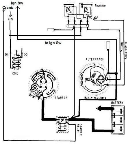 Need Help With Wiring Alternator From Scratch