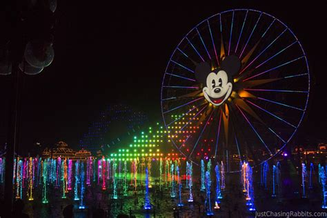 world of color winter dreams top 10 moments at disneyland and california
