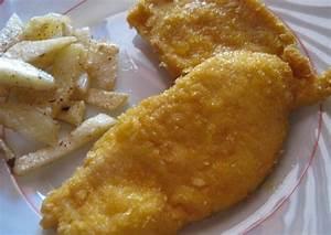 Filetes de pollo empanados con gusanitos Receta de Carmem Cookpad