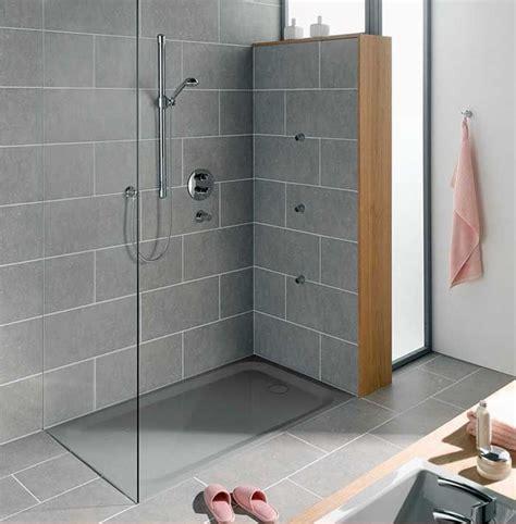 Badezimmer Begehbare Dusche by Die Besten 25 Schiefer Dusche Ideen Auf